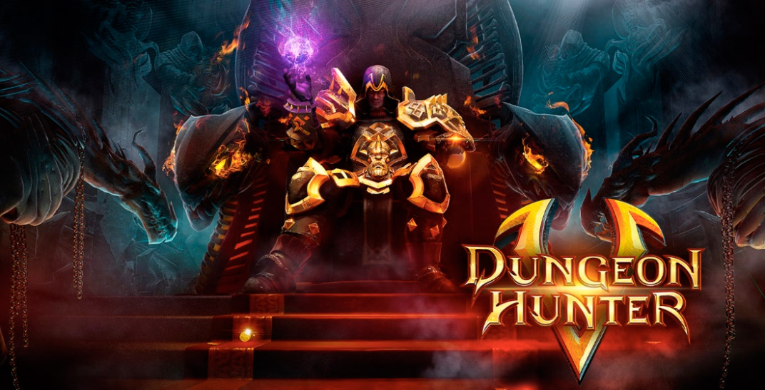Dungeon Hunter 5 out March 12th
