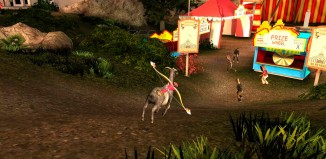 GoatZ, goats and zombies